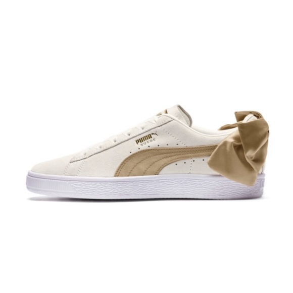 011a30d8d5789a Puma Suede Bow Varsity Women s Sneakers. Listing Price   65. Your Offer